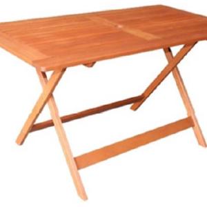Tavolo legno malesiano 75×135